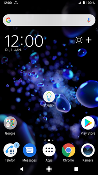 Sony Xperia XZ2 Premium - Android Pie - Anrufe - Anrufe blockieren - Schritt 2