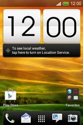 HTC A320e Desire C - SMS - Manual configuration - Step 1