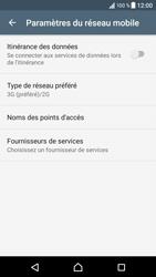 Sony Xperia XZ (F8331) - Réseau - Activer 4G/LTE - Étape 6