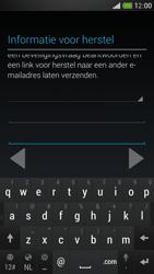 HTC One Mini - Applicaties - Account aanmaken - Stap 15