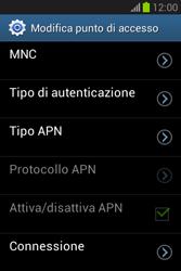 Samsung Galaxy Fame Lite - MMS - Configurazione manuale - Fase 13