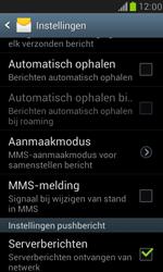 Samsung I8190 Galaxy S III Mini - MMS - probleem met ontvangen - Stap 4