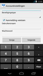Acer Liquid Z500 - E-mail - e-mail instellen: IMAP (aanbevolen) - Stap 13