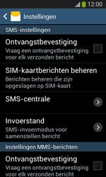 Samsung Galaxy S3 Lite (I8200) - SMS - handmatig instellen - Stap 8