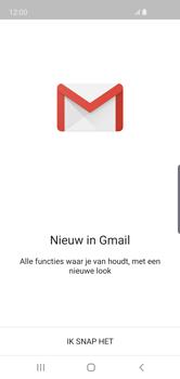 Samsung Galaxy S10e - E-mail - e-mail instellen (gmail) - Stap 5