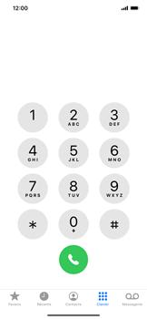Apple iPhone XS Max - iOS 13 - Appels - Bloquer les numéros de téléphone internationaux - Étape 3
