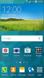 Samsung Galaxy S 5 - WiFi - Attivare WiFi Calling - Fase 3