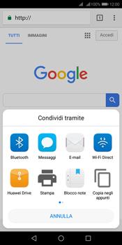 Huawei Y7 (2018) - Internet e roaming dati - Uso di Internet - Fase 21