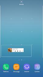 Samsung Galaxy J3 (2017) - Operazioni iniziali - Installazione di widget e applicazioni nella schermata iniziale - Fase 7