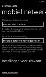 Nokia Lumia 635 - internet - activeer 4G Internet - stap 4