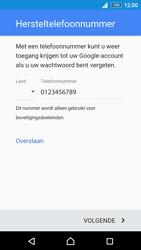 Sony Xperia Z3+ (E6553) - apps - account instellen - stap 13
