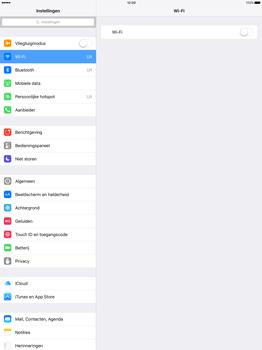 Apple iPad Pro - WiFi - Handmatig instellen - Stap 5