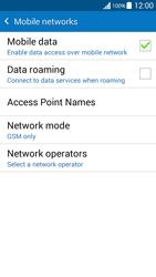 Samsung G530FZ Galaxy Grand Prime - Network - Change networkmode - Step 9