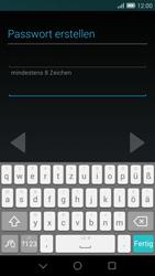 Huawei Ascend G7 - Apps - Konto anlegen und einrichten - Schritt 10