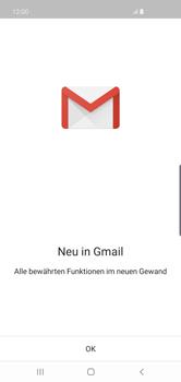 Samsung Galaxy S10 Plus - E-Mail - Konto einrichten (gmail) - Schritt 5