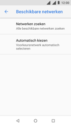 Nokia 1 - Bellen - in het binnenland - Stap 8