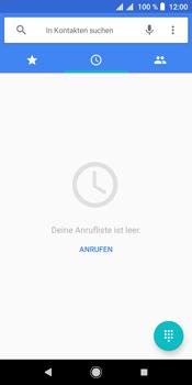 Sony Xperia L3 - Anrufe - Rufumleitungen setzen und löschen - Schritt 4
