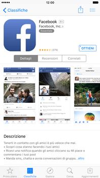 Apple iPhone 6 Plus iOS 9 - Applicazioni - Configurazione del negozio applicazioni - Fase 6