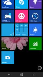 Microsoft Lumia 535 - Startanleitung - Personalisieren der Startseite - Schritt 6