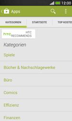 HTC Desire 500 - Apps - Herunterladen - 7 / 21