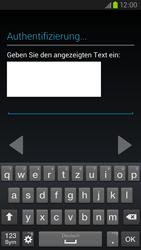Samsung Galaxy S III LTE - Apps - Einrichten des App Stores - Schritt 20