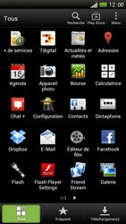 HTC One S - Photos, vidéos, musique - Envoyer une photo via Bluetooth - Étape 3