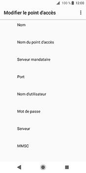 Sony Xperia XZ2 - Premiers pas - Configurer l