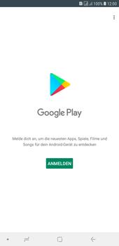 Samsung Galaxy J4+ - Apps - Konto anlegen und einrichten - Schritt 4