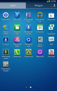 Samsung Galaxy Tab 3 8-0 LTE - Applications - Comment désinstaller une application - Étape 3