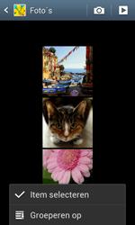 Samsung S7560 Galaxy Trend - Contacten en data - Foto