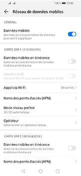 Huawei Y6 (2019) - Internet et connexion - Activer la 4G - Étape 5