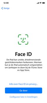 Apple iphone-11-model-a2221 - Instellingen aanpassen - Nieuw toestel instellen - Stap 12