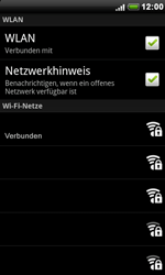HTC Desire - WLAN - Manuelle Konfiguration - 9 / 10