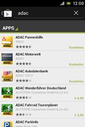 Sony Xperia E - Apps - Herunterladen - 0 / 0