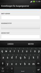 HTC One Mini - E-Mail - Konto einrichten - Schritt 14