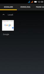 Alcatel One Touch Pop C3 - Internet e roaming dati - uso di Internet - Fase 10
