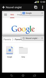 Sony D2005 Xperia E1 - Internet - navigation sur Internet - Étape 17