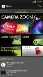 Samsung Galaxy S III - Apps - Installieren von Apps - Schritt 4