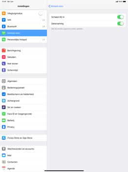 Apple ipad-pro-12-9-inch-2018-model-a1895 - Buitenland - Internet in het buitenland - Stap 7