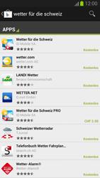 Samsung Galaxy S III - Apps - Installieren von Apps - Schritt 13