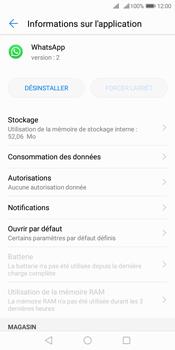 Huawei Y7 (2018) - Applications - Comment désinstaller une application - Étape 6