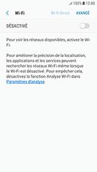 Samsung Galaxy J3 (2017) - Internet et connexion - Accéder au réseau Wi-Fi - Étape 6