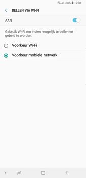 Samsung Galaxy Note9 - Bellen - bellen via wifi (VoWifi) - Stap 8