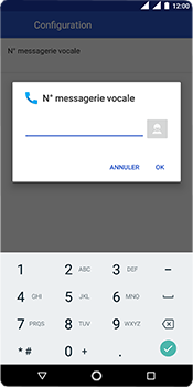 Nokia 5.1 - Messagerie vocale - Configuration manuelle - Étape 11
