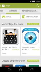 Sony Xperia Z2 - Apps - Installieren von Apps - Schritt 5