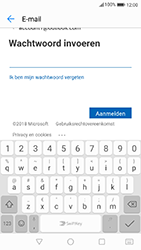 Huawei P10 - Android Oreo - E-mail - Handmatig instellen (outlook) - Stap 8