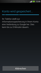 HTC One - Apps - Konto anlegen und einrichten - 21 / 25