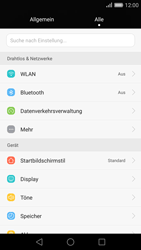 Huawei P8 - Netzwerk - Netzwerkeinstellungen ändern - 3 / 7