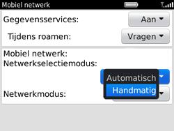 BlackBerry 9780 Bold - netwerk en bereik - gebruik in binnen- en buitenland - stap 5