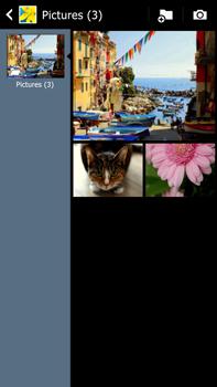 Samsung Galaxy Note 3 - Photos, vidéos, musique - Envoyer une photo via Bluetooth - Étape 5